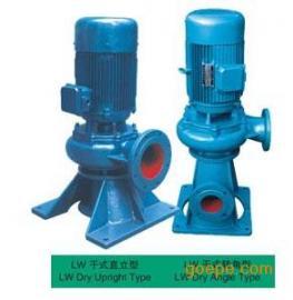 100LWP不锈钢直立式排污泵