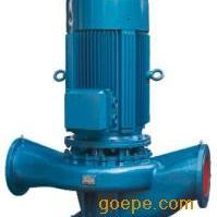 ISG立式单级单吸清水泵