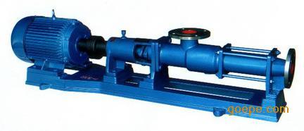 太平洋G型螺杆泵