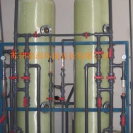 离子交换器/高纯水设备/玻璃钢混床装置