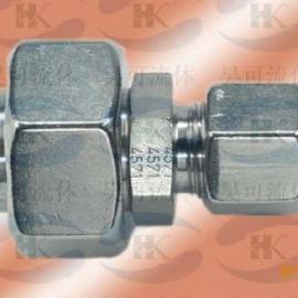 DIN2353带活螺母直通变径接头/三通变径/永华接头