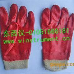 #红耐油手套/防油手套*