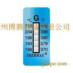 五格热敏试纸/测温纸/温度贴