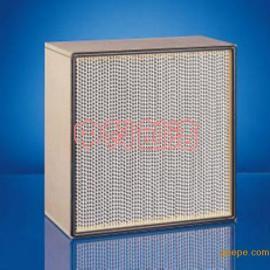 AAF有隔板高效空气过滤器