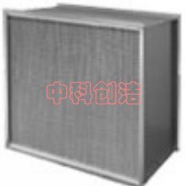 AAF铝框高效有隔板空气过滤器