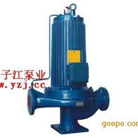 离心泵型号:LHP立式屏蔽泵