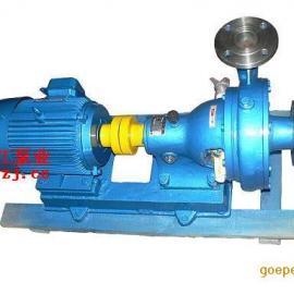 排污泵厂家:PW型卧式污水泵