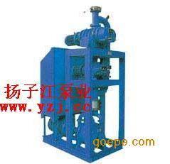 真空泵价格:罗茨泵-水环泵机组