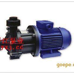 磁力泵型号:CQF型工程塑料磁力泵