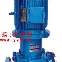 磁力泵型号:CQG型立式磁力管道泵