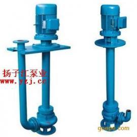 液下泵价格:双管液下式不锈钢排污泵