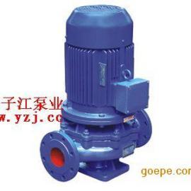 管道泵厂家:ISG型立式管道泵