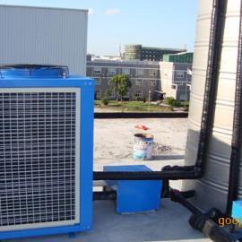 6吨空气源热泵热水工程