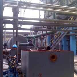 发电厂排灰管道化学清洗