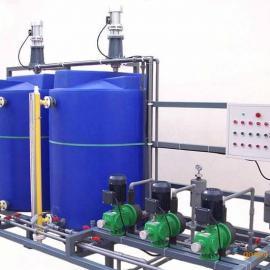 专业中央空调循环水处理工程维护保养