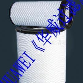 木浆纤维除尘滤筒