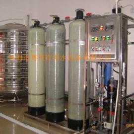 一体化管道分质供水设备校园健康饮水工程