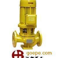GBL型立式浓硫酸管道泵,化工管道泵