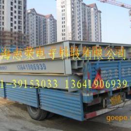 80吨电子地磅、100吨防腐地磅