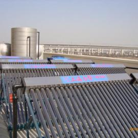 上海百叶公司太阳能热水器