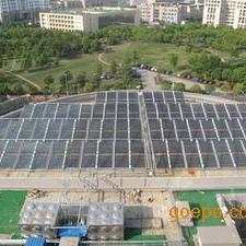 上海四季沐歌太阳能热水工程价格
