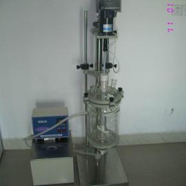 5升双层玻璃反应釜