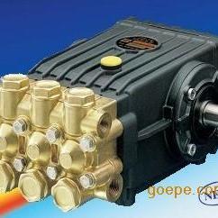 意大利INTERPUMP高压柱塞泵WS104