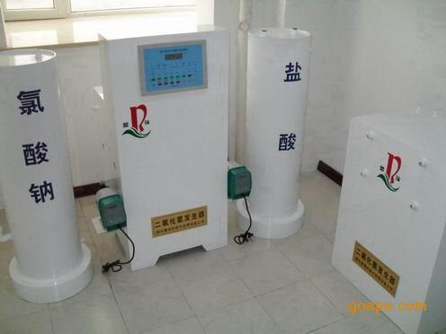 长沙二氧化氯发生器 电渗析