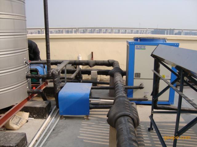 上海商用空气源热泵