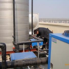 上海空气源热泵热水改造系统