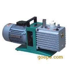 真空泵型�:2XZ系列�p�旋片式真空泵