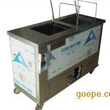 PCB线路板喷淋超声波清洗机