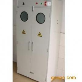 全钢普通型气瓶柜|全钢智能型气瓶柜