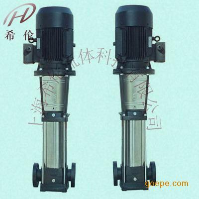 qdlf不锈钢立式多级泵    图片