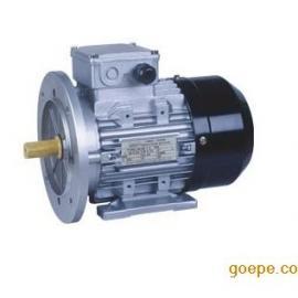MS系列铝壳三相异步电动机