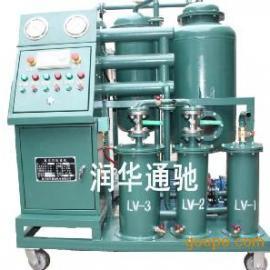 循环润滑油滤油机,发电机组专用滤油机