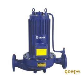 高效静音屏蔽式管道泵 苏州屏蔽泵批发
