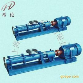 FG型不�P�螺�U泵