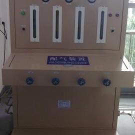 混配器配气装置