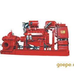 低价供应柴油机消防泵/苏州柴油机喷淋泵