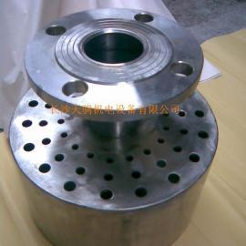 蒸汽消音器、蒸汽消声加热器
