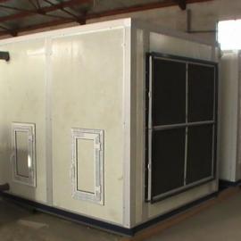 卧式热风机组 阳泉井口热风装置