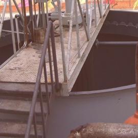 WNG系列浓缩池刮泥机