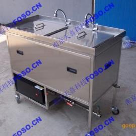消防面罩超声波清洗机|防毒面罩清洗机