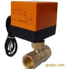 风机盘管电动阀,电动二通阀,电动球阀