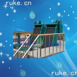 机械格栅、回转式格栅除污机、水处理成套设备