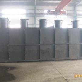 WSZ型地埋式生活一体化污水处理设备