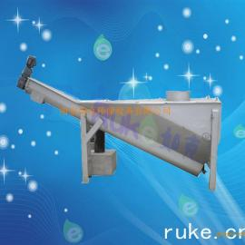 螺旋砂水分离器、、如克砂水分离器、螺旋式砂水分离器