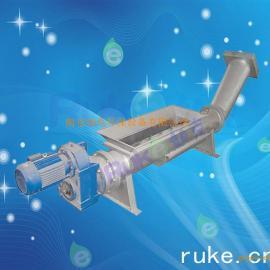 LYZ螺旋压榨机、格栅机配套设备