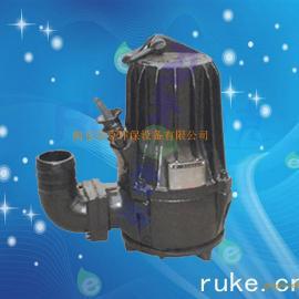 潜水泵、污水提升泵、不堵塞泵、小型泵【如克环保】